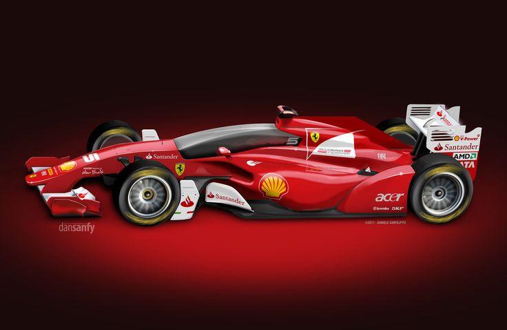 Ferrari Concept Ferrari Ferrari And Ayrton Senna