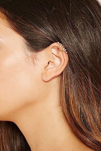 Filigree Ear Cuff Set