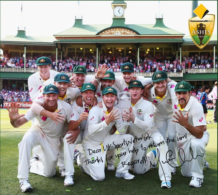 Cricket Australia celebrate Ashes win with personalised Twitter #TheUrnReturns gift