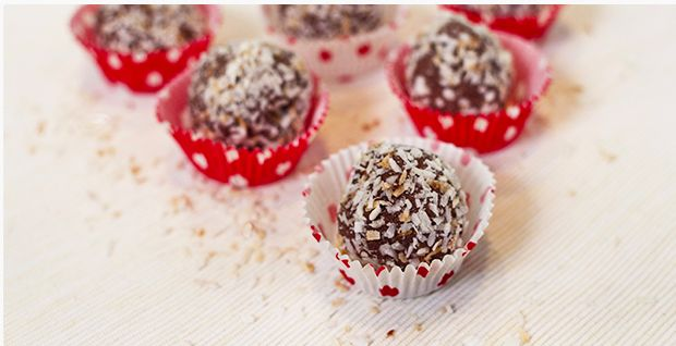 Vegan chocolate, Chocolate truffles and Truffles on Pinterest