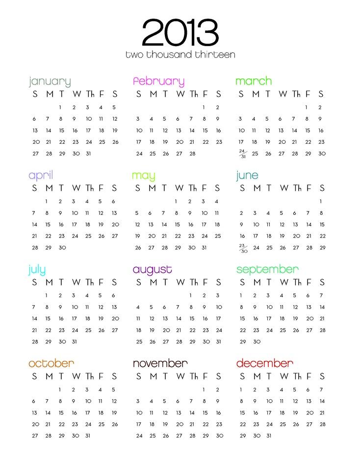 Diy Calendar Singapore : Best images about printable calendar on