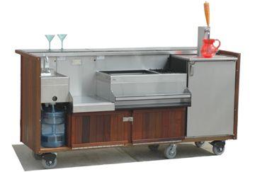 mobile bar- keg unit kiff too