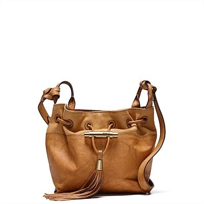 #mimco Studio Mini Pouche in Honey
