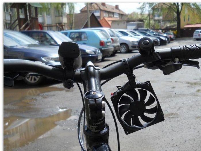 Armate un cargador eólico de celular para tu bici rufián - Hazlo tú mismo - Taringa!