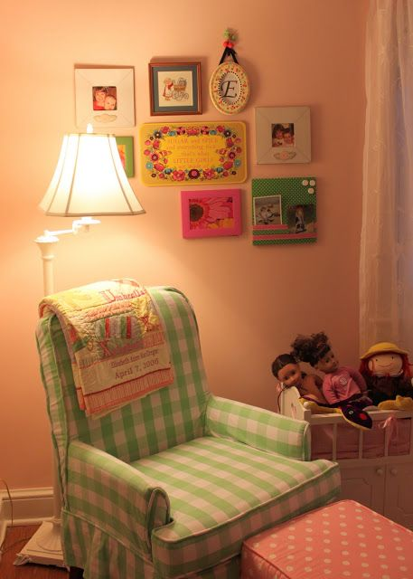 HOUSEography: House Tour Room-by-Room Link-up Party: Kids' Rooms, Nurseries, and Pet Room