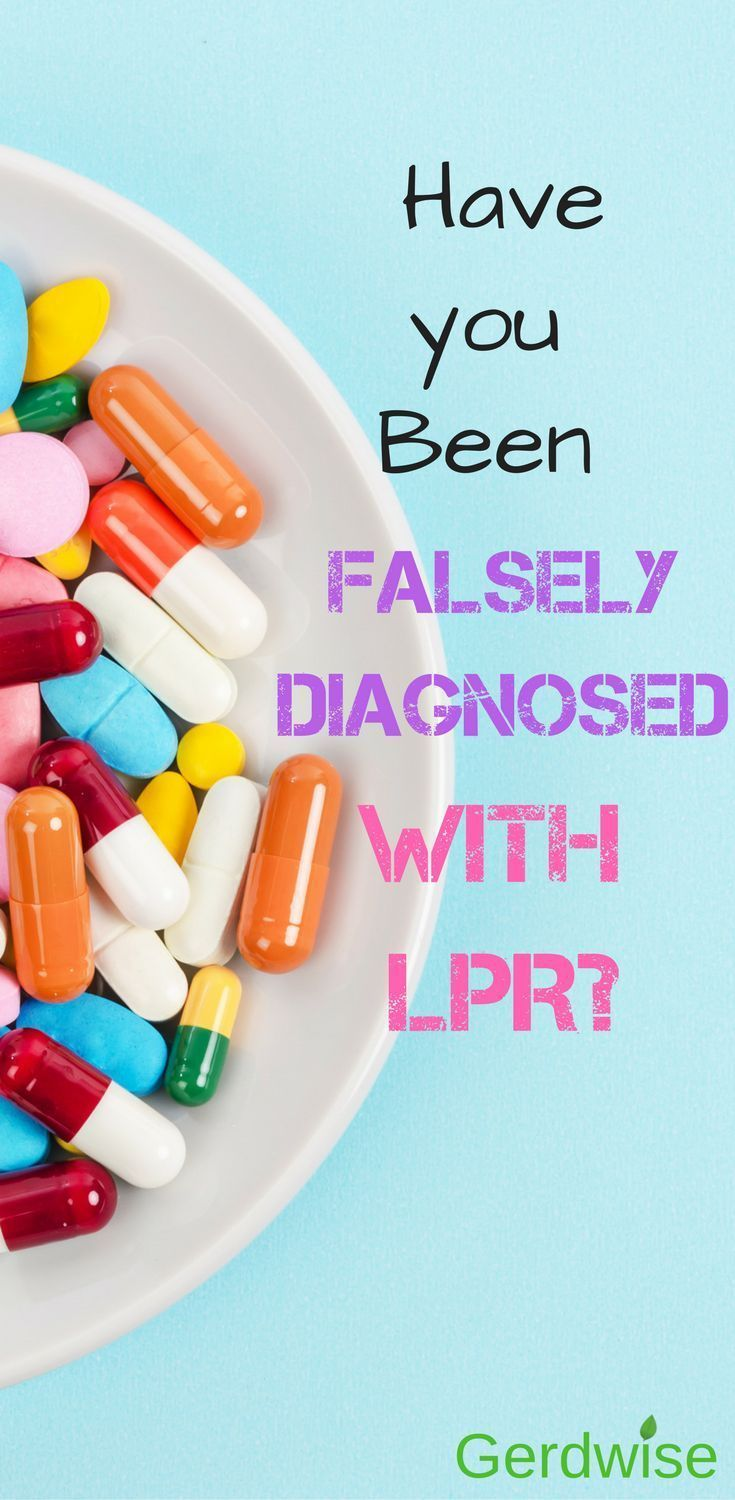 Have you been falsely diagnosed with LPR? Check out this article to find out! #LPR #acidreflux #GERD #silentreflux