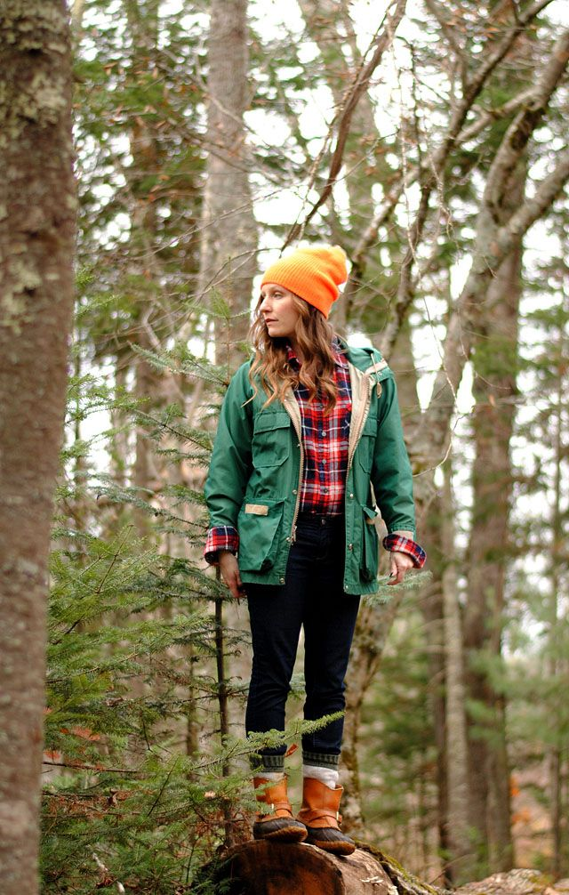 Fin & Foxtail: Woodland Outfit & Some News | FASHION ...