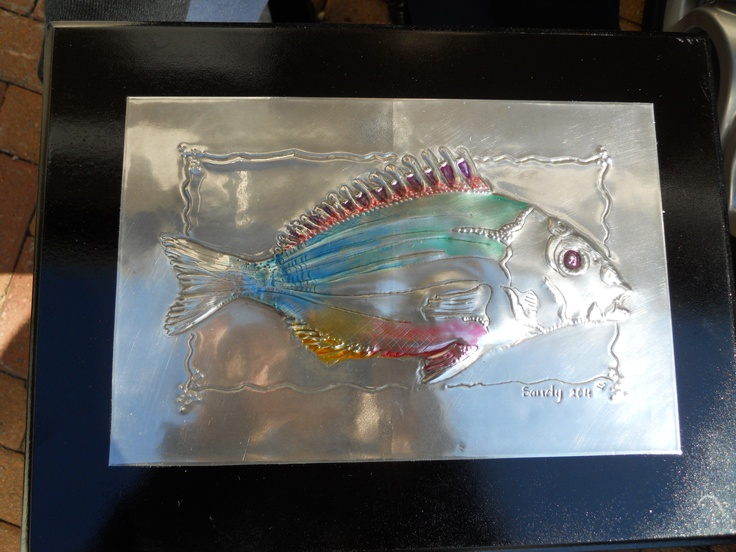 fish by sandy