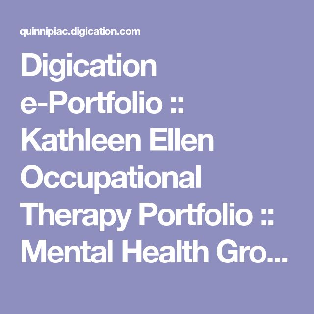 Best 25+ Mental health occupational therapy ideas on Pinterest - occupational therapist job description