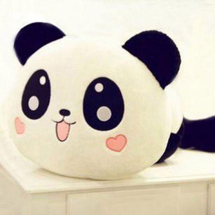 Panda Pillow Plush