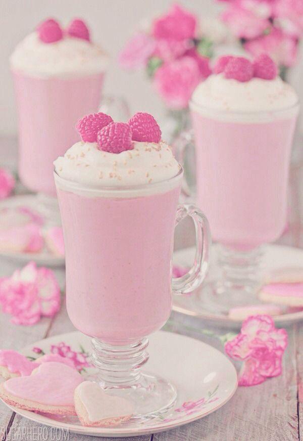 смело десерт в розовом цвете фото идол
