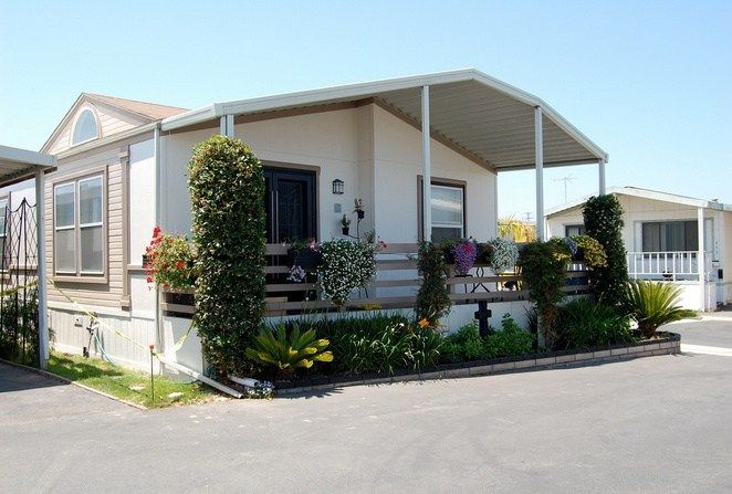 14 great mobile home exterior makeover ideas for every budget exterior and remodeling ideas - Exterior mobile home makeover ...