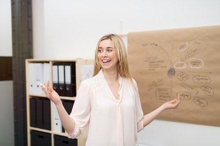 Seien Sie im Bewerbungsprozess Sie selbst und verstellen Sie sich nicht. Lassen Sie lieber Ihr Fachwissen und Ihren Werdegang für sich sprechen.