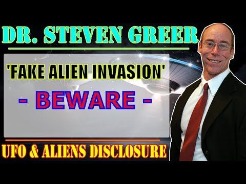 "Steven Greer - BEWARE OF THE ""FAKE ALIEN INVASION"" (NEW DISCLOSURE 2017) - YouTube"