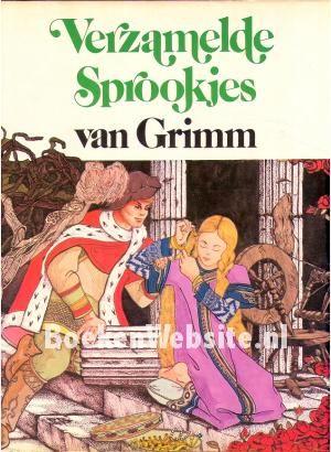 Verzamelde Sprookjes van Grimm