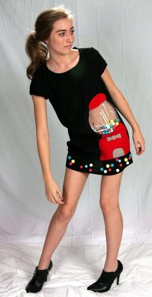 Gumball Dress!