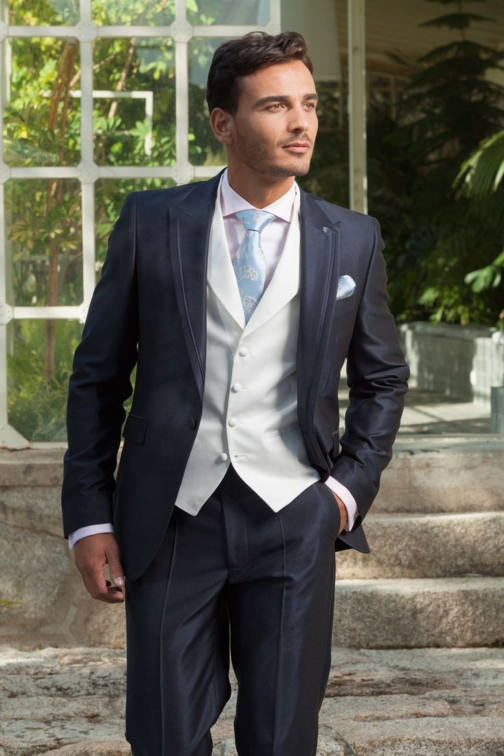 34 best Man suit for wedding images on Pinterest | Custom tailored ...