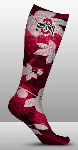 ohio state socks