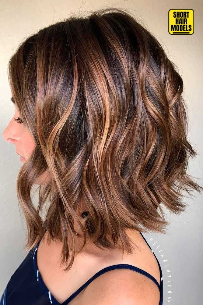 28 Latest Bob Haircuts For 2019 Get Your Haircut Inspiration Fall Hair Color For Brunettes Long Bob Haircuts Short Hair Balayage
