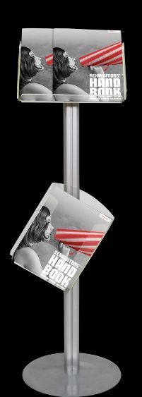 Toronto Displays offer a wide range of #Brochure #Holders for your #Trade #show #Display or #Exhibit #booth. These are very elegant, durable & portable acrylic brochure holders. To know more visit:- http://www.torontodisplays.ca/products/  Contact us at: Toronto Displays Telephone:- 416-844-5152 E-mail id:- info@torontodisplays.ca