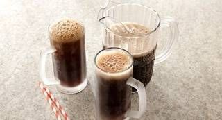 Easy Homemade Root Beer: Here's a quick and easy way to enjoy homemade root beer almost instantly. If you crave the old-fashioned version, made with yeast and fermented a few days, use the recipe for Homemade Root Beer.
