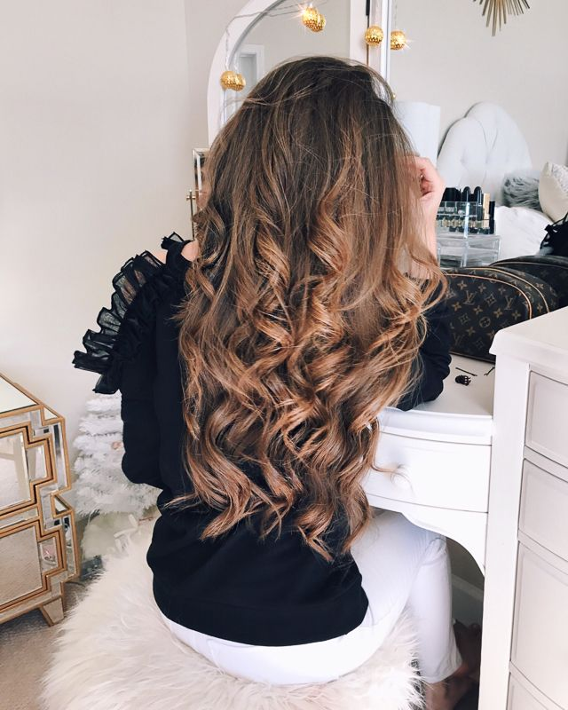 One of my most requested blog posts lately has been an updated hair care routine... so that's exactly what I'm doing today! Fun fact, i...