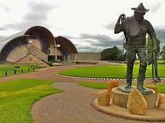 The Stockmans Hall of Fame, Longreach, Queensland. Tribute to the explorers, overlanders, pioneers and settlers of Outback Australia. www.addyourpieceofhistory.wordpress.com