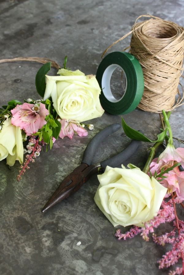 Soft and Romantic - How to Make Floral Crowns : 4 different styles