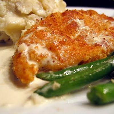 Crispy Chicken Costoletta from Cheesecake Factory - copycat recipe