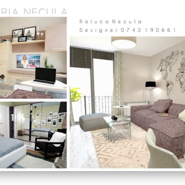 Viata in apartament _____________________________________________  #brasov #designinterior #classy #interior #design #play  #3D #positive #livingroom #sufragerie #colors #white #modern #furnituredesign NECULA RALUCA MARIA DESIGNER INTERIOR BRASOV RALU.NEC@GMAIL.COM ralucanecula.portfoliobox.net