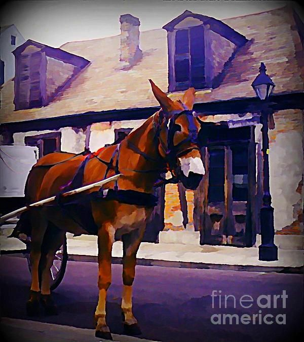New Orleans art at its best by halifax artist and photographer John Malone