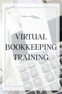 At-home bookkeeper jobs are widely available yet often overlooked. Get the virtual bookkeeping training you need to succeed in this growing industry.