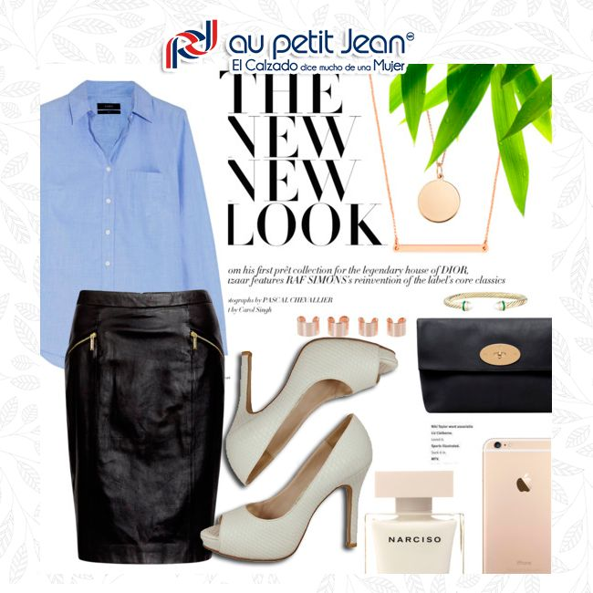 Para empezar bien la semana, hay que empezar bien cada día con tu par de #AuPetitJean