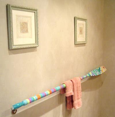 7 Creative Oar Wall Rack Ideas Bed And Bath Pinterest