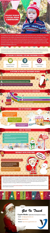 Comment élaborer de bonnes campagnes SMO pour les fêtes de fin d'année.