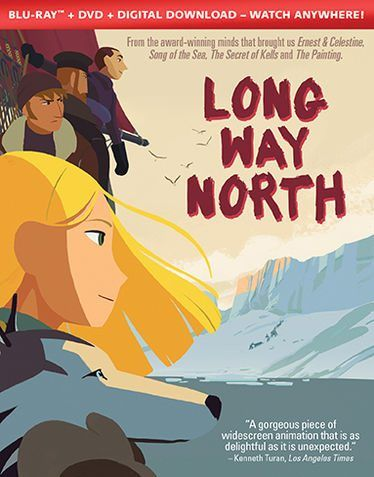 Win a Long Way North DVD - Open to CAN/US 18+ - Ends March 10th, 2017 http://basicallyspeaking.ca/long-way-north/ #contest #Win #Giveaway