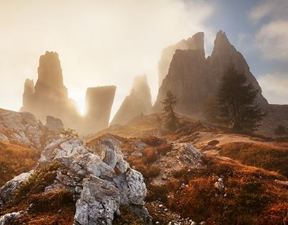 "Check out new work on my @Behance portfolio: ""Fairy Dolomites II"" http://be.net/gallery/31652019/Fairy-Dolomites-II"
