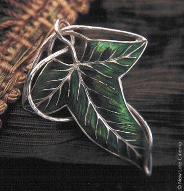 Leaves of Lothlorien