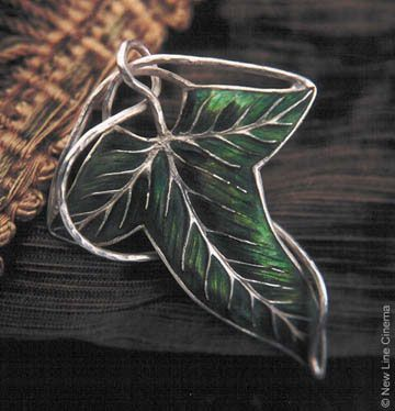 Leaves of Lorien. Not idly do they fall. - My birthday is tomorrow. I want this so badly -