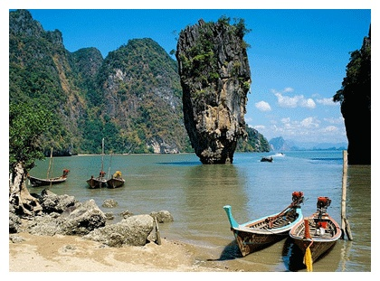 ThailandJames Of Arci, Phang Nga, James Bond, Phuket Thailand, Phuketthailand, Islands, Places, Thailand Travel, Krabi Thailand