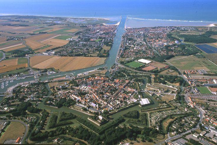 La commune de gravelines entre calais et dunkerque est constitu e de 4 lieux gravelines - Office du tourisme de dunkerque ...