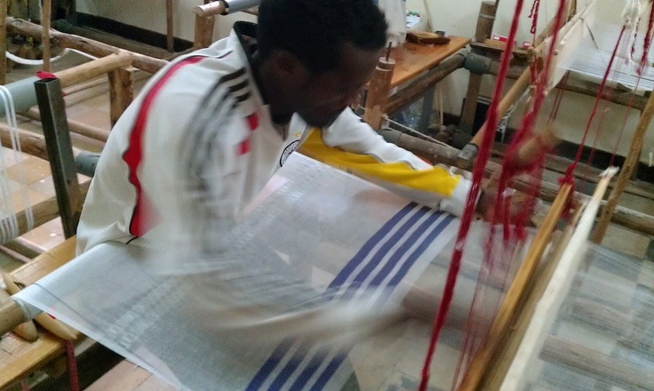 """It's no secret that the African fashion industry is on the rise. Which makes it interesting to ask: """"Will Africa be the new Italy or the new China?"""".   Read more http://iddi.dk/logbook/?p=223"""