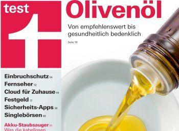 """Olivenöl-Test: Lidl landet auf dem dritten Platz https://www.discountfan.de/artikel/essen_und_trinken/olivenoel-test-lidl-landet-auf-dem-dritten-platz.php Es war eines der günstigsten Produkte im Test – und landete dennoch auf dem dritten Platz: Beim Olivenöl-Test der """"Stiftung Warentest"""" konnte das Discounteröl teure Rivalen auf die hinteren Ränge verweisen. Olivenöl-Test: Lidl landet auf dem dritten Platz (Bild: Test.de) Mit der... #Olivenöl, #Te"""