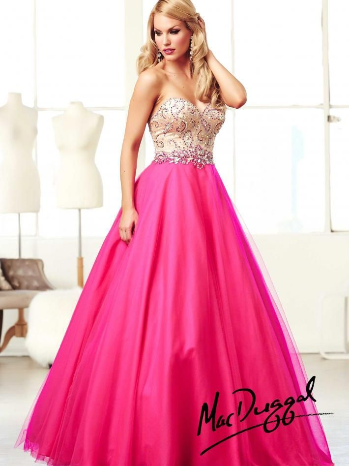 59 best Mac Duggal 2014 Prom Dresses! images on Pinterest | Prom ...