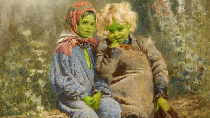 Green Children Of Woolpit: Visitors From Another World?