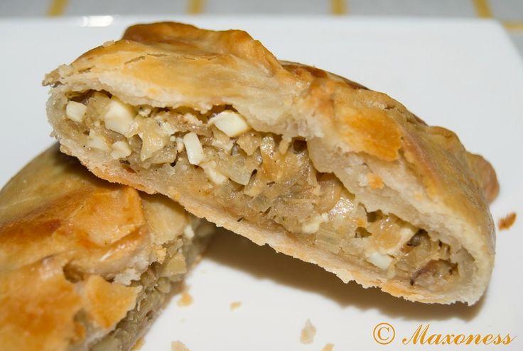 Вэрзэре (пирог с капустой). Молдавская кухня