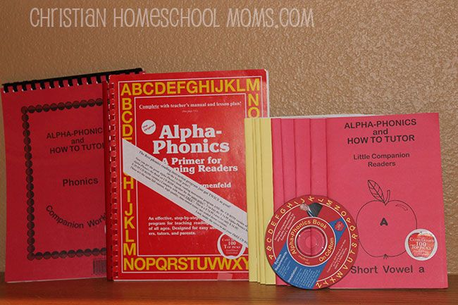 Alpha Phonics Review & Giveaway