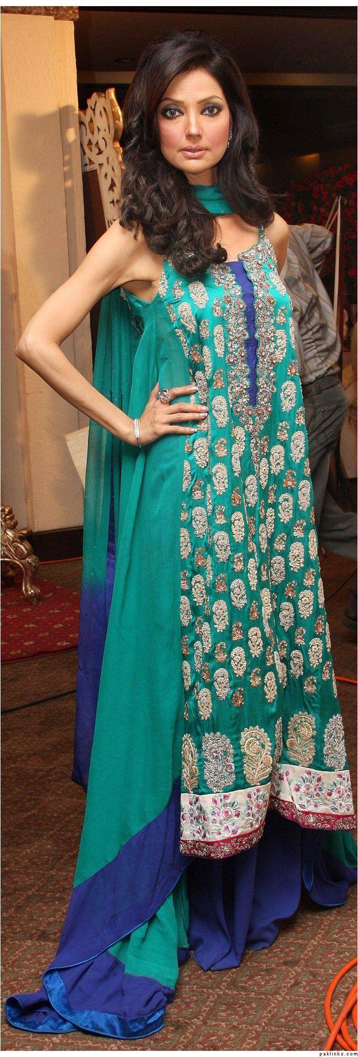 Get it at Amani www.facebook.com/2amani #Pakistani clothing #pakistani fashion #pakistani wedding #bridaldresses2014 #weddingdresses2014  #Pakistanidresses #dressdesigns