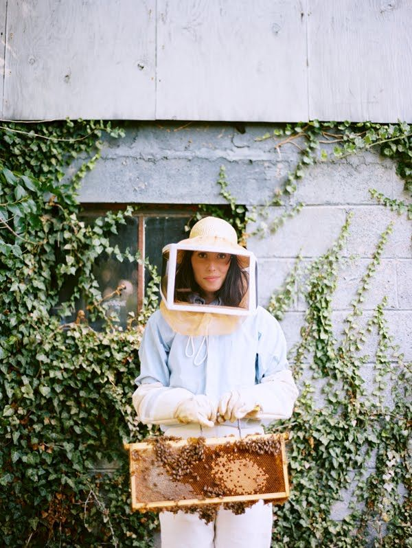 Beekeeping. (Someday! Someday!)