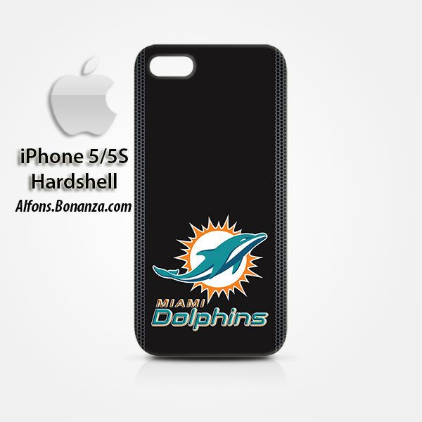 Miami Dolphins iPhone 5 5s Hardshell Case